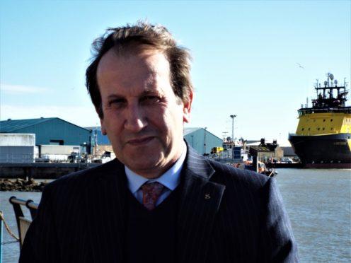 Councillor Bill Duff.