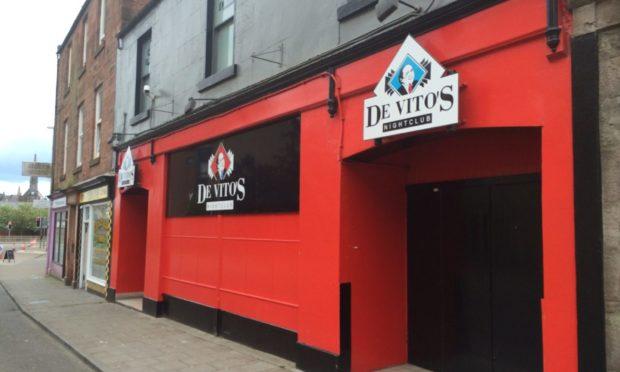 Angus nightclub Covid restrictions