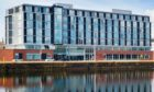 Apex City Quay Hotel in Dundee