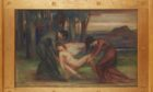 Love Wounded: Study by Stewart Carmichael,£3,500 (Lyon & Turnbull).
