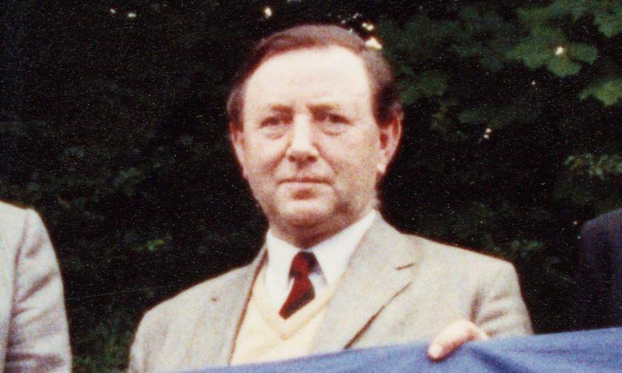 Major Colin Campbell.