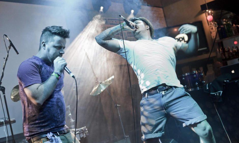 Gavin Bain and Billy Boyd pulled off the greatest hip hop hoax as rap group Silibil n Brains.