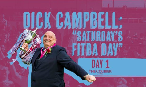 Dick Campbell: My twin bought me a new Merc for my 60th – I gave him a scarf and gloves!