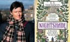 Elaine Thomson's new book, Nightshade, is sure to thrill.