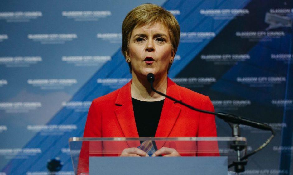 Sturgeon care home deaths