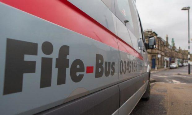 Fife Bus service