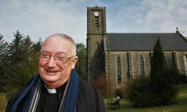 Father Donald MacKinnon