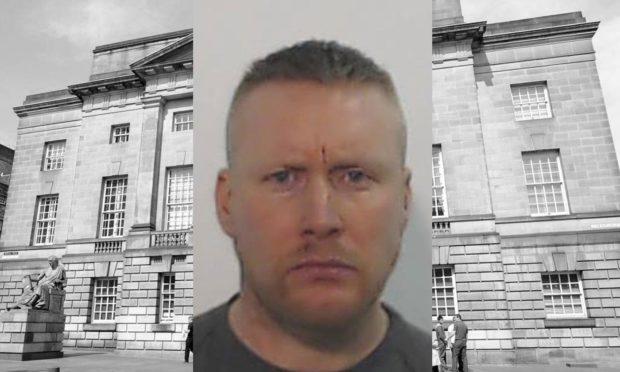 Garry Roughley was sentenced at Edinburgh High Court