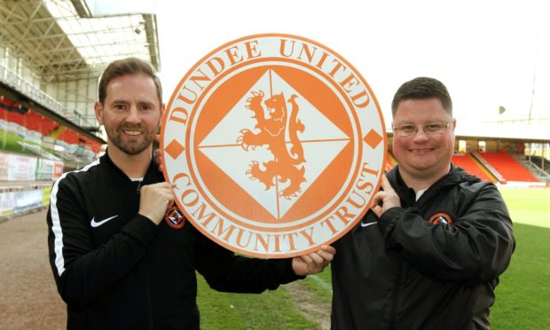 Dundee United sports centre