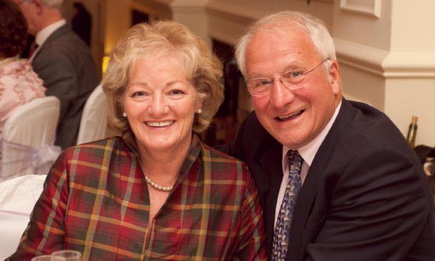 Elizabeth and Ian Birrell