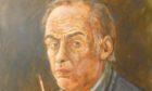 John Johnstone self portrait