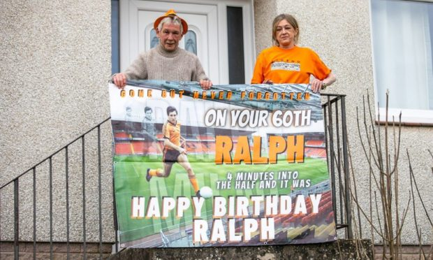 Ralph Milne Dundee United