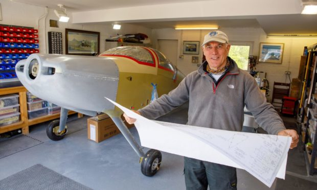 flat-pack aeroplanes