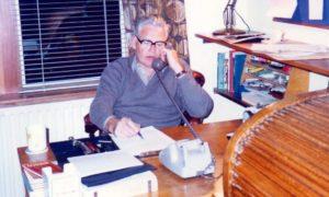 John Mann obituary