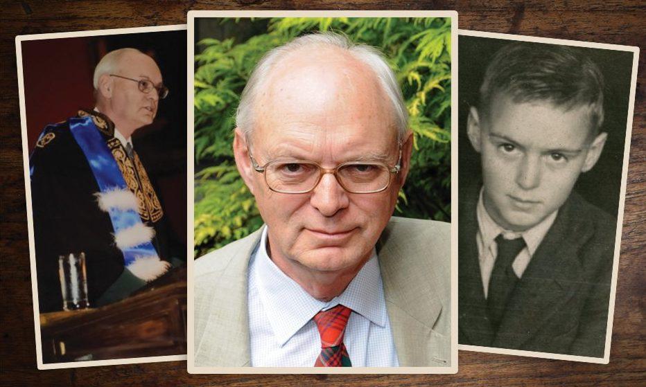 Professor Arthur Cracknell.