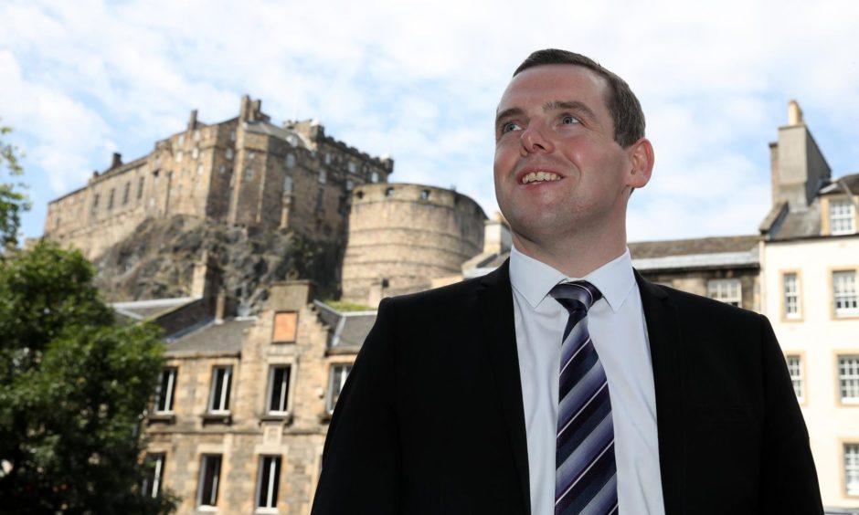 Scottish Conservative MP Douglas Ross