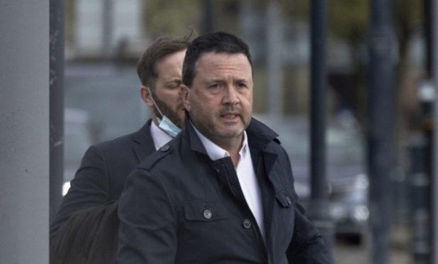Perthshire car dealer spied