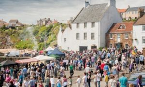 Crail Food Festival. Photo by David Mann.