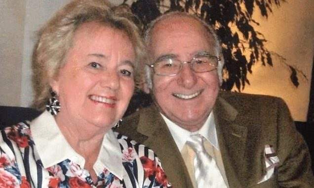 Patricia and David Wilson.