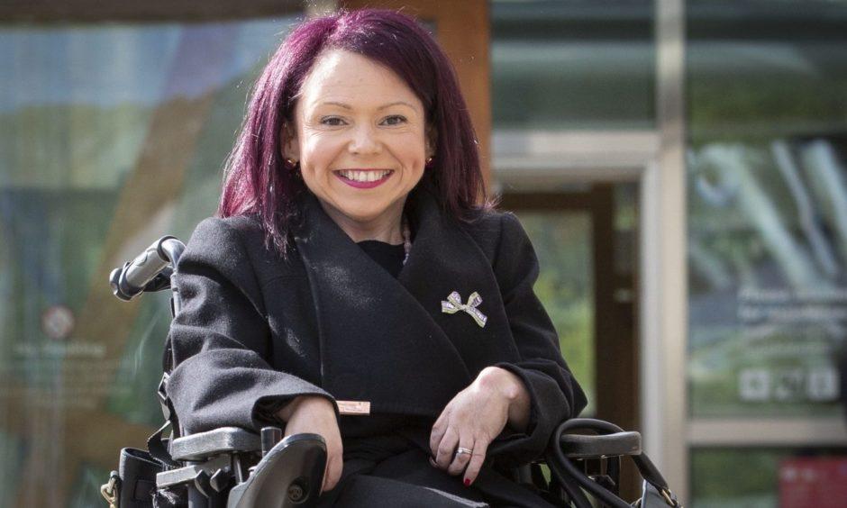 Scottish Labour MSP Pam Duncan-Glancy.