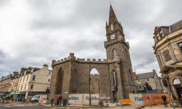 St Paul's Church is set to reopen next month.