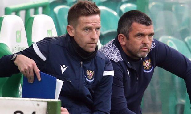 Callum Davidson and Steven MacLean.