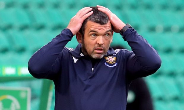 St Johnstone manager Callum Davidson has a tricky balancing act.