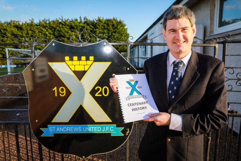 St Andrews United centenary