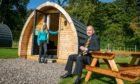 Silverburn Park campsite