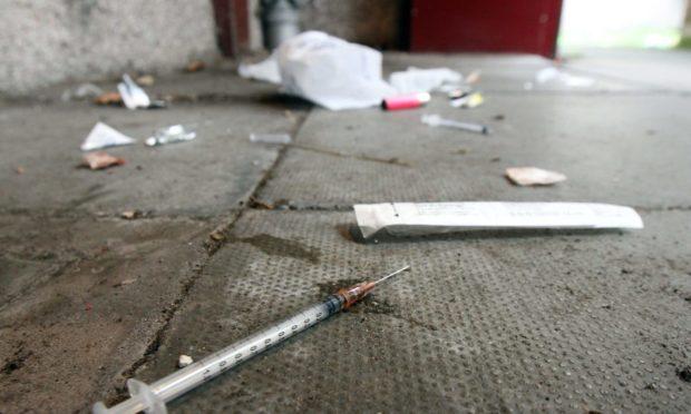 Dundee drug deaths