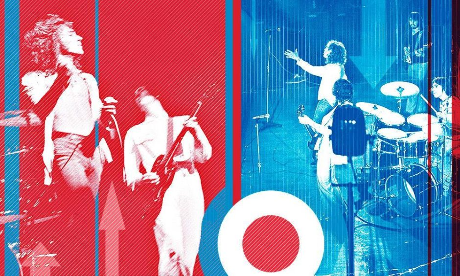 The Who performed a famous gig at the Caird Hall in 1971.