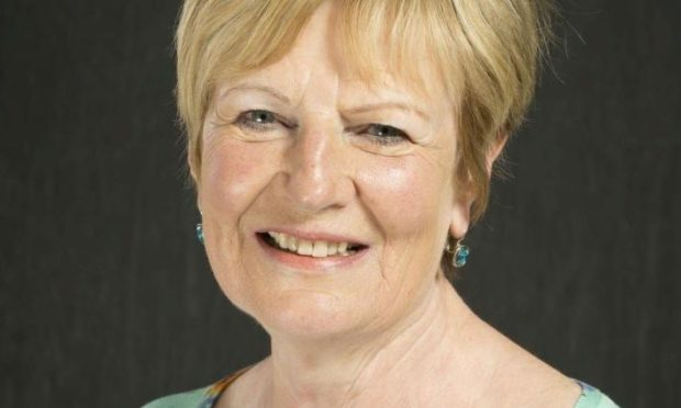 Councillor Lynne Devine has been appointed the first Older People's Champion in Angus.