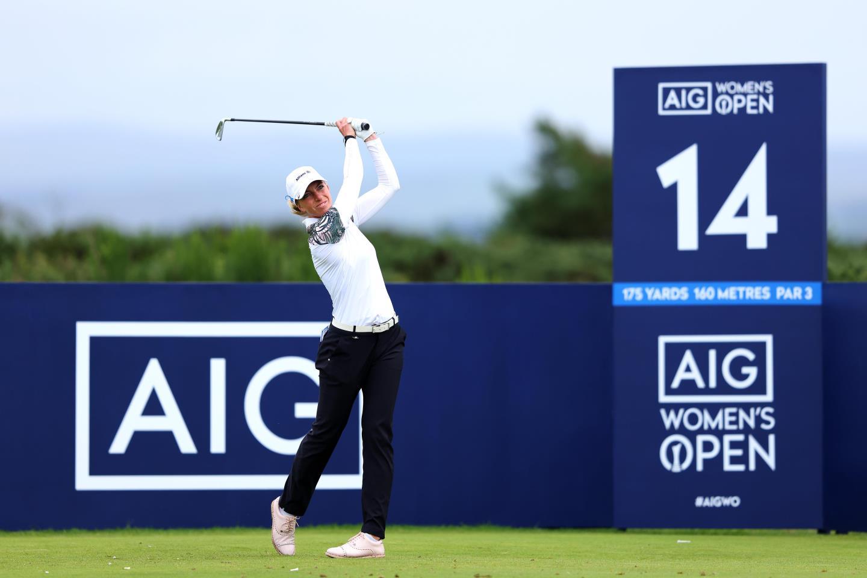 Sophia Popov, AIG Women's Open Champion 2020