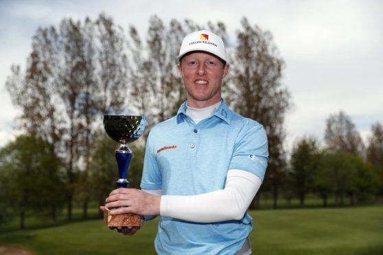 Craig Howie won in Sweden for his maiden Challenge Tour victory.