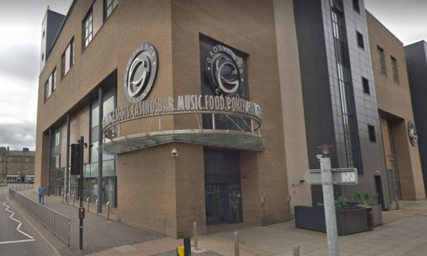 The Grosvenor Casino in Dundee reopens on May 17.