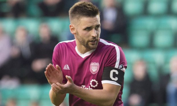 Whatley will go down as Arbroath's most successful captain in the club's history