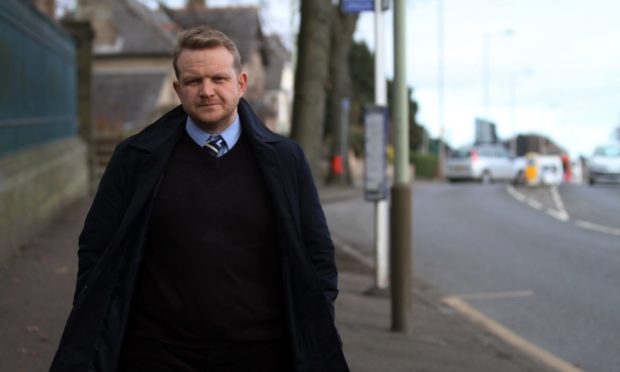 Councillor Alan Ross Dundee