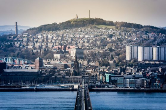 Dundee named one of UK's best staycation places to visit.