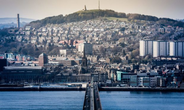 Dundee named by Conde Nast Traveller as one of UK's best staycation places to visit.