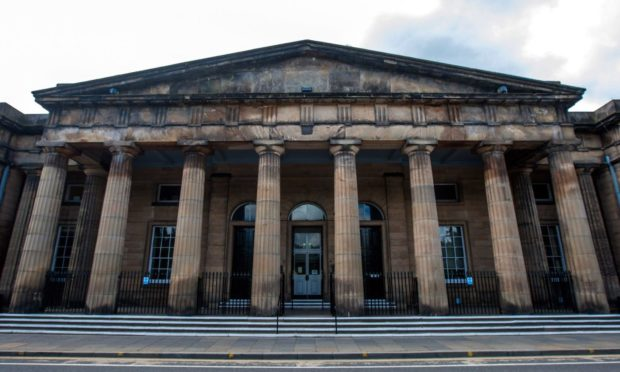 Dundee attacker unconscious prison