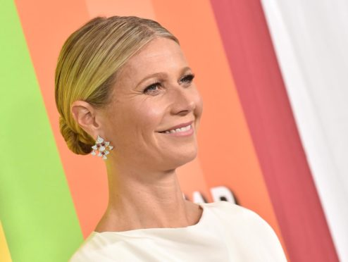 LOS ANGELES - OCT 10:  Gwyneth Paltrow arrives for the 2019 amFAR Gala on October 10, 2019 in Hollywood, CA                ; Shutterstock ID 1544970053; Purchase Order: Courier comment; Job: Kirsty Strickland column; 14d84efe-76f3-4d93-aa8e-175ed25aef16