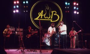 The Average White Band took America by storm in the 1970s.
