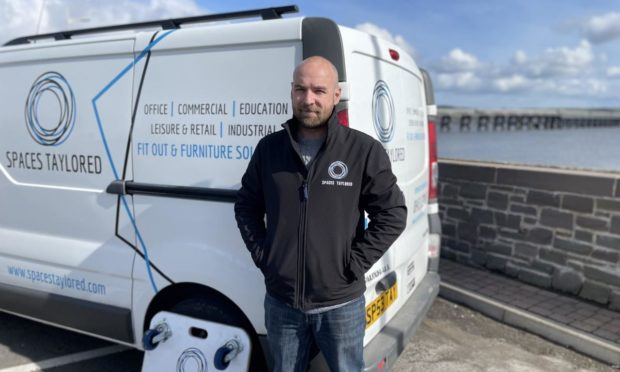 Spaces Taylored founder Adam Taylor