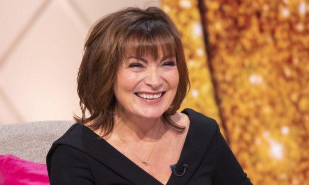 Lorraine Kelly.