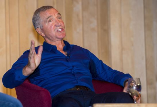 Former Scotland skipper Graeme Souness hit out at the tactics of his country during the Croatia defeat