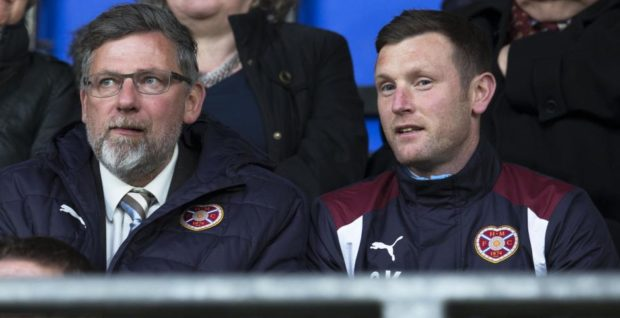 Andy Kirk has known Craig Levein for over 20 years