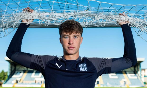 Sky's the limit: Hendry at Dundee