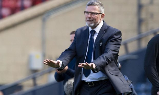 Craig  Levein wants to  help Brechin recover  after their relegation to the Highland  League