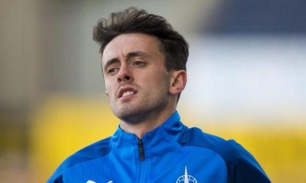 Ex-Dundee United man Aidan Connolly