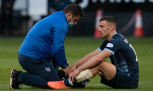John McGlynn makes startling Ross Matthews admission as injured Raith Rovers star is sent to specialist